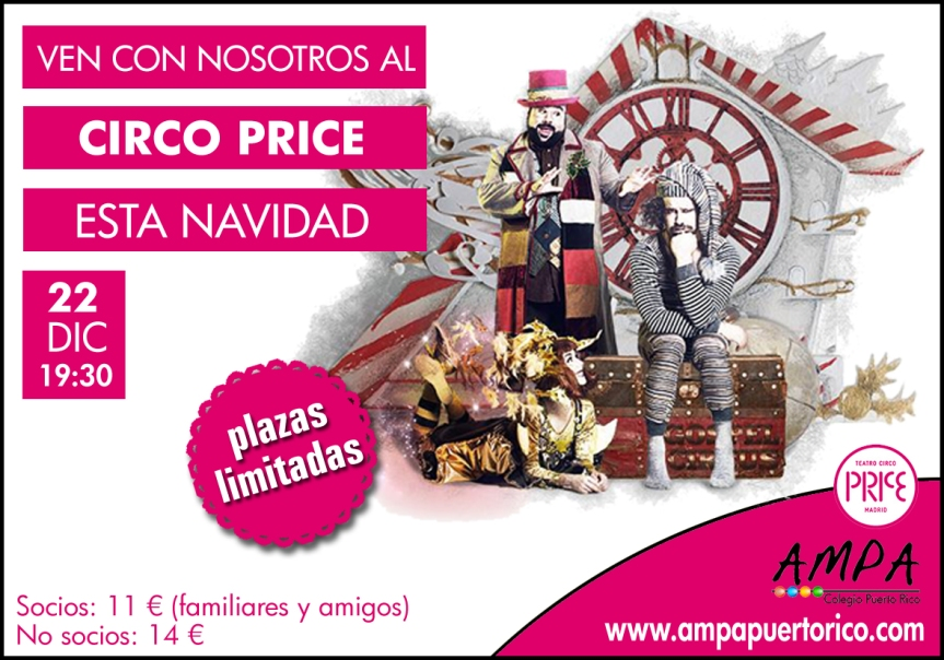 Circo Price 2