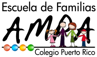 Logo Escuela Familias